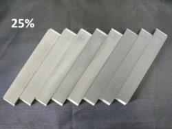 Набор из 8 (восьми) односторонних алмазных бланков ВЕАЛ (от 60 до 18 000 GRIT 25%)