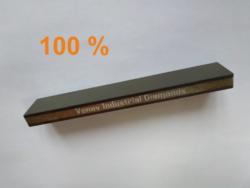 150х25х10мм Двухсторонний алмазный бланк 80-120 GRIT (200/160-100/80 ACM-100%)
