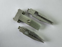 Губки усиленные для зажима ножей со спусками от обуха (3 градуса) + центральная губка