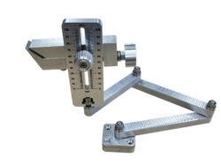 Манипулятор с регулировкой высоты для заточки ножниц, маникюрных кусачек, ножей